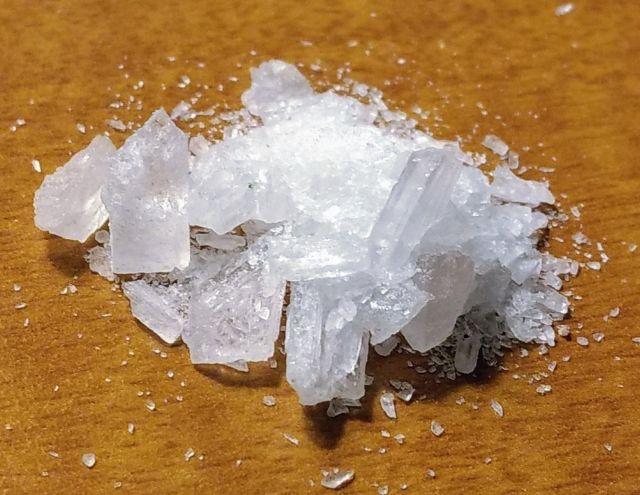 Crystal Metamphetamine