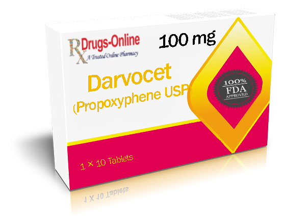 Darvocet (propoxyphene and acetaminophen)
