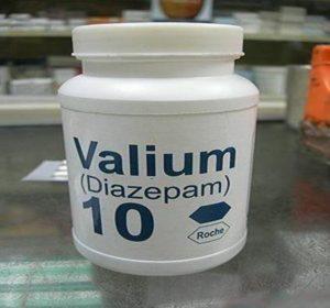 Valium (Diazepam)