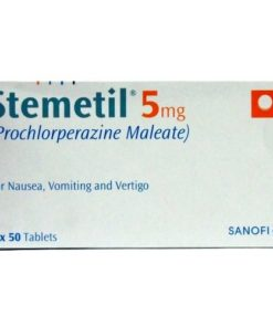 Stemetil 5mg tablets