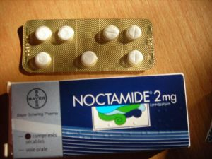 Noctamid Lormetazepam