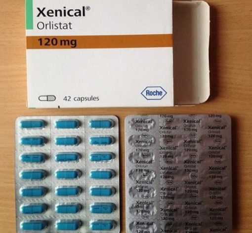 Orlistat (Xenical) 120mg