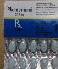 PHENTERMINE K25 37.5 MG