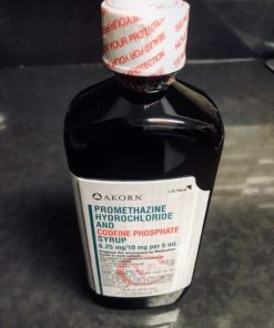 Hi Tech Promethazine Cough Syrup