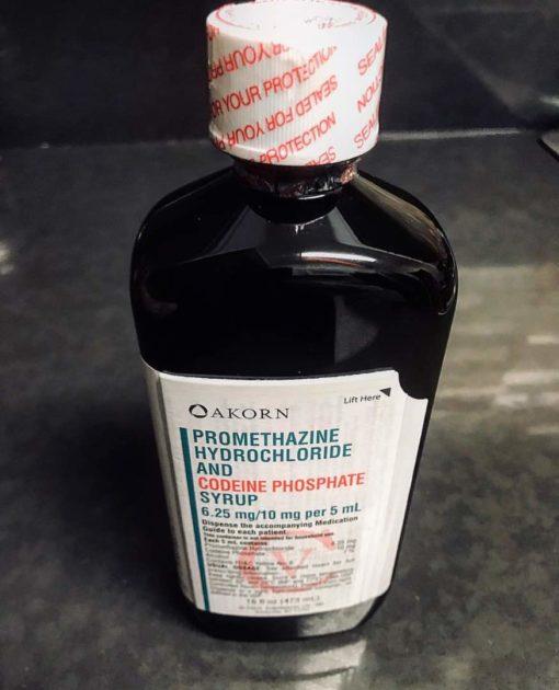 Hi Tech Promethazine Cough Syrup