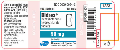 Didrex 50mg